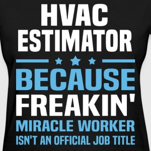 HVAC Estimator - Women's T-Shirt