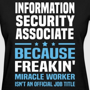 Information Security Associate - Women's T-Shirt