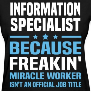 Information Specialist - Women's T-Shirt