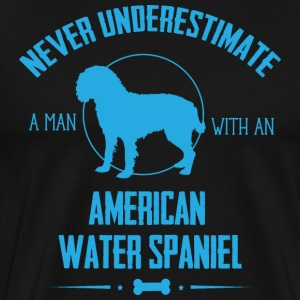 Dog AWS NUM T-Shirts - Men's Premium T-Shirt