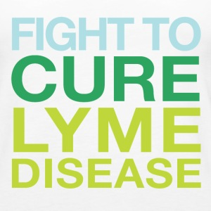 FIGHT TO CURE LYME DISEASE! - Women's Premium Tank Top