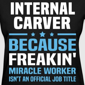 Internal Carver - Women's T-Shirt
