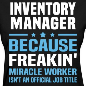 Inventory Manager - Women's T-Shirt