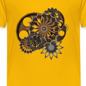 Steampunk Baby & Toddler Shirts - Toddler Premium T-Shirt