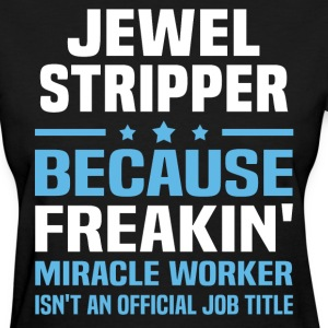 Jewel Stripper - Women's T-Shirt