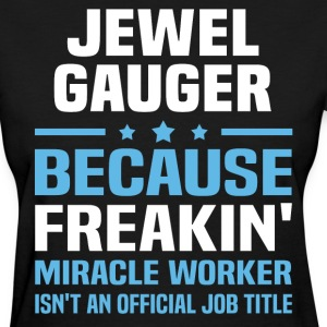 Jewel Gauger - Women's T-Shirt
