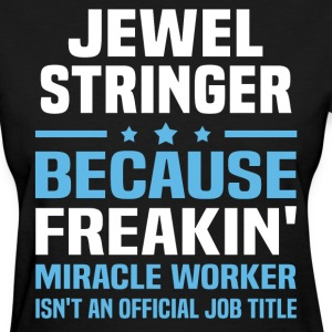 Jewel Stringer - Women's T-Shirt