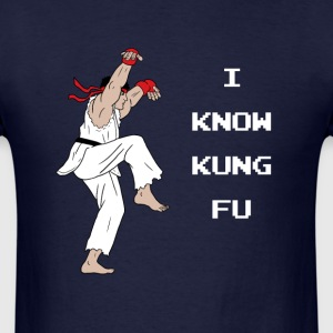 Karate Ryu T-Shirts - Men's T-Shirt