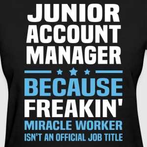 Junior Account Manager - Women's T-Shirt