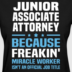 Junior Associate Attorney - Women's T-Shirt