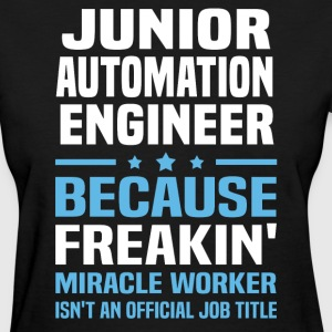 Junior Automation Engineer - Women's T-Shirt