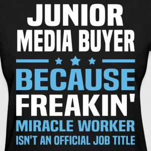 Junior Media Buyer - Women's T-Shirt