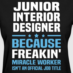 Junior Interior Designer - Women's T-Shirt