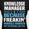 Knowledge Manager - Women's T-Shirt