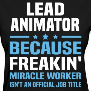Lead Animator - Women's T-Shirt