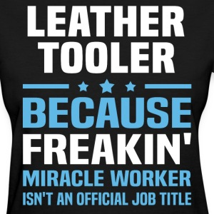 Leather Tooler - Women's T-Shirt