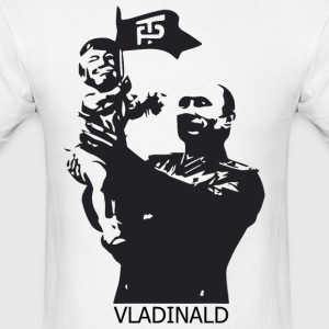 Vladinald - Putin Trump - Men's T-Shirt