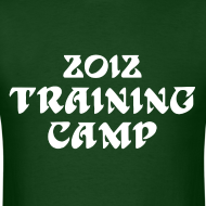 Design ~ Birds Training Camp Shirt