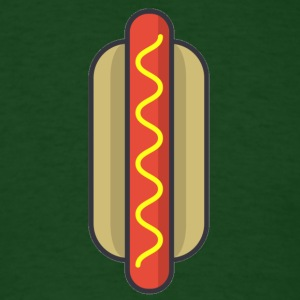 Men's Wiener Shirt - Men's T-Shirt