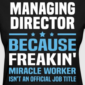 Managing Director - Women's T-Shirt