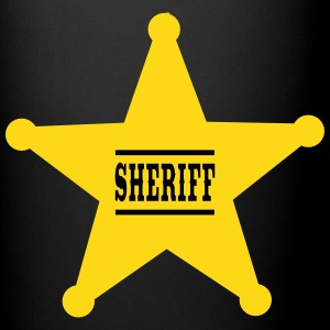 Sheriff - Full Color Mug