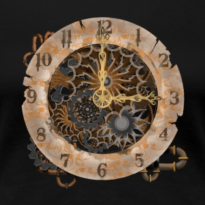 Steampunk watch T-Shirts - Women's Premium T-Shirt
