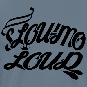 Men's Slow-mo Loud Premium T-shirt - Men's Premium T-Shirt