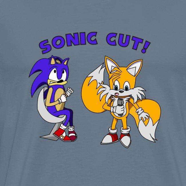 Sonic Cut ver.1
