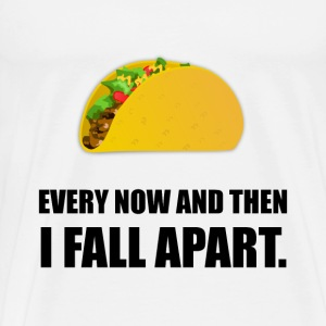 Fall Apart Taco - Men's Premium T-Shirt