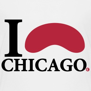 I Love Chicago Cloud Gate Baby & Toddler Shirts - Toddler Premium T-Shirt