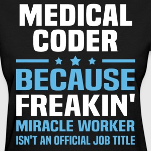 Medical Coder - Women's T-Shirt