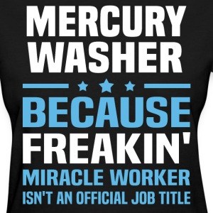 Mercury Washer - Women's T-Shirt