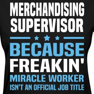Merchandising Supervisor - Women's T-Shirt