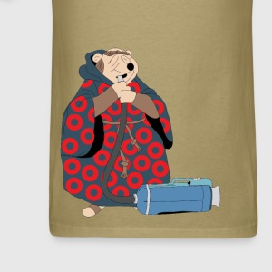 Friar Tuck (off center) - Men's T-Shirt