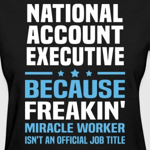 National Account Executive - Women's T-Shirt