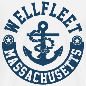 Wellfleet Massachusetts T-Shirts - Men's Premium T-Shirt