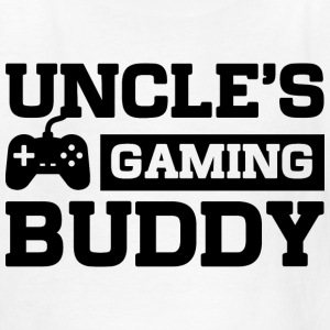 Uncles Gaming Buddy Kids' Shirts - Kids' T-Shirt
