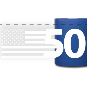usa_flag-50_states-1c Mugs & Drinkware - Full Color Panoramic Mug