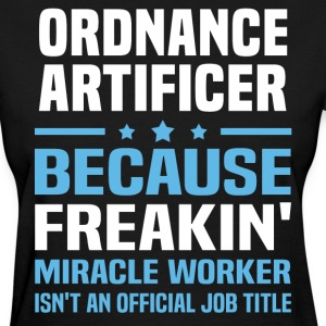 Ordnance Artificer - Women's T-Shirt