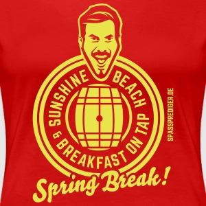 Spring Break - Women's Premium T-Shirt