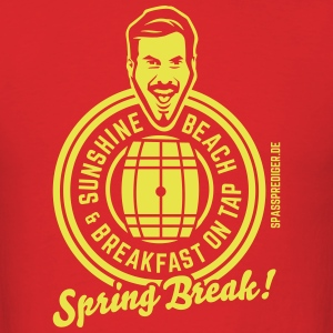 Spring Break - Men's T-Shirt