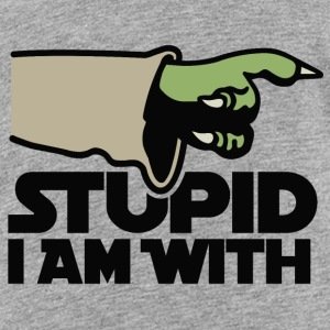 Stupid I am with FC Kids' Shirts - Kids' Premium T-Shirt