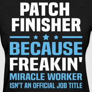 Patch Finisher - Women's T-Shirt
