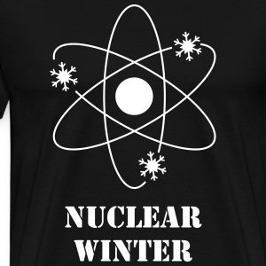 Nuclear Winter Humor - Men's Premium T-Shirt