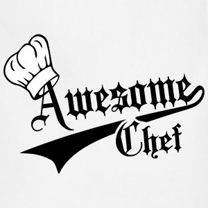 Awesome Chef Aprons - Adjustable Apron