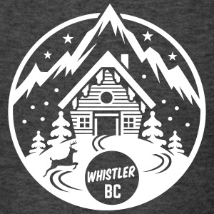 Whistler - Men's T-Shirt