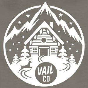 Vail Ski Resort - Women's Premium T-Shirt