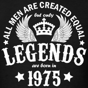 Legends are Born in 1975 - Men's T-Shirt