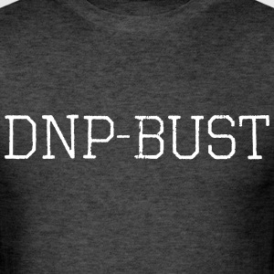 DNP-BUST (did not play-bust) shirt  - Men's T-Shirt