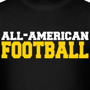 All-American Football shirt  - Men's T-Shirt